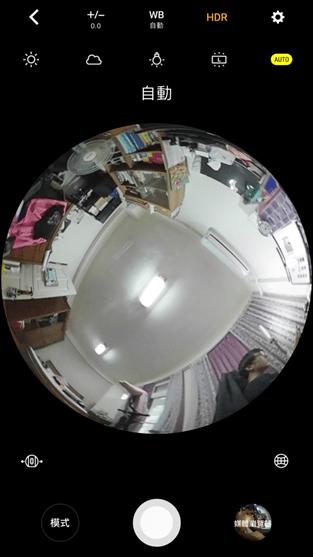 Samsung Gear 360(2017)全景攝影機+Gear VR 2017開箱評測 image023