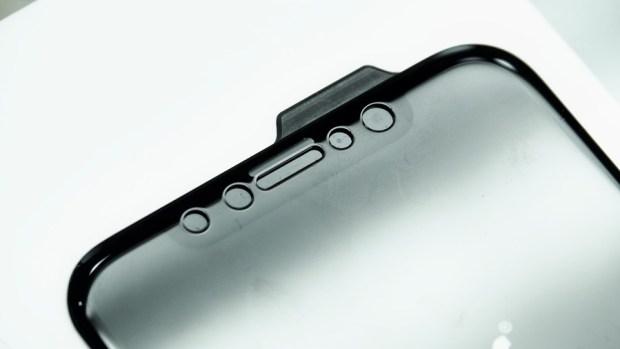 iPhone X 金屬邊框居然超脆弱!推薦你到這邊來體驗超完整包膜 B132101