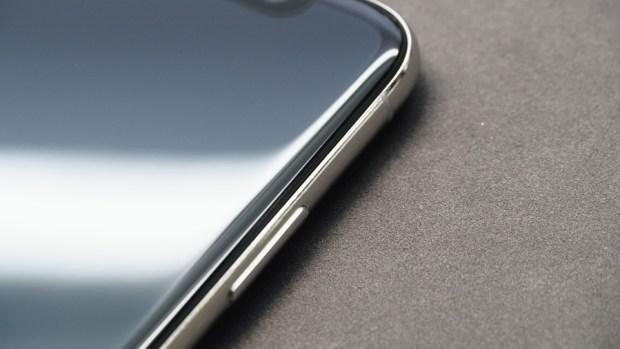 iPhone X 金屬邊框居然超脆弱!推薦你到這邊來體驗超完整包膜 B132168