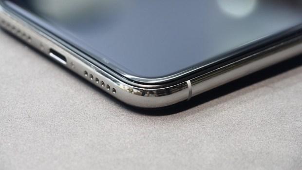 iPhone X 金屬邊框居然超脆弱!推薦你到這邊來體驗超完整包膜 B132171