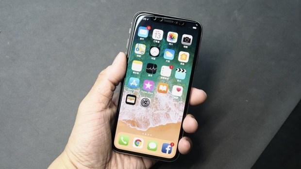 iPhone X 金屬邊框居然超脆弱!推薦你到這邊來體驗超完整包膜 B132172