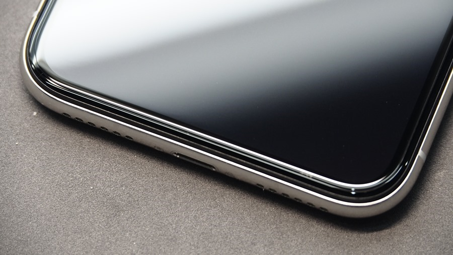 iPhone X 金屬邊框居然超脆弱!推薦你到這邊來體驗超完整包膜 B132190