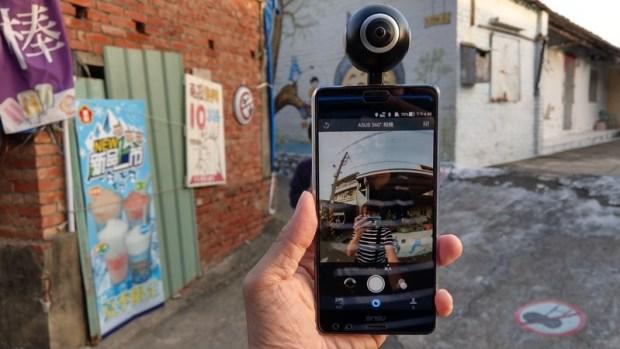 ASUS 360° 全景攝影機實測心得,好玩、有趣、好攜帶的平價選擇 IMAG0564
