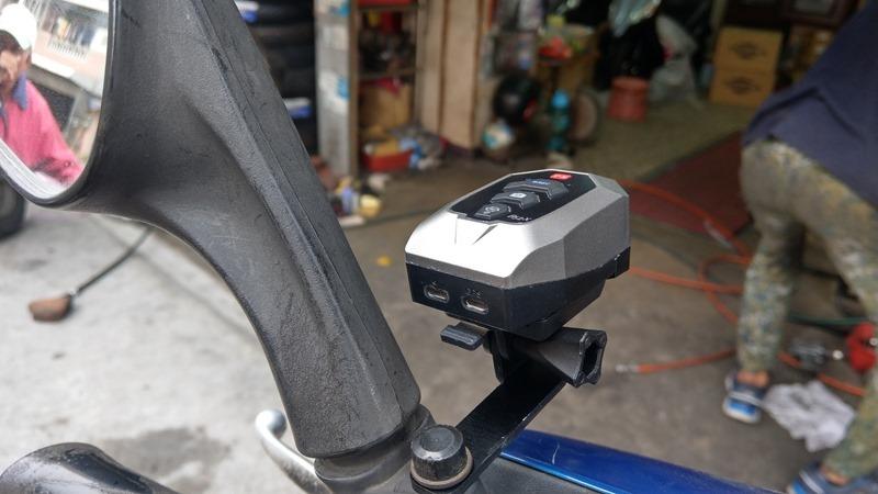推薦「大通B52X機車跨界行車紀錄器」,IPX5防水、1296P超高畫質內建電池可錄2.5小時 IMAG1237