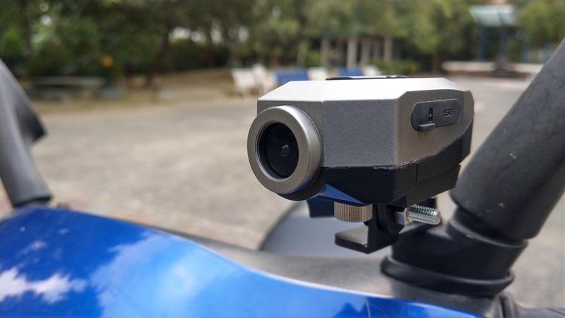 推薦「大通B52X機車跨界行車紀錄器」,IPX5防水、1296P超高畫質內建電池可錄2.5小時 IMAG1249