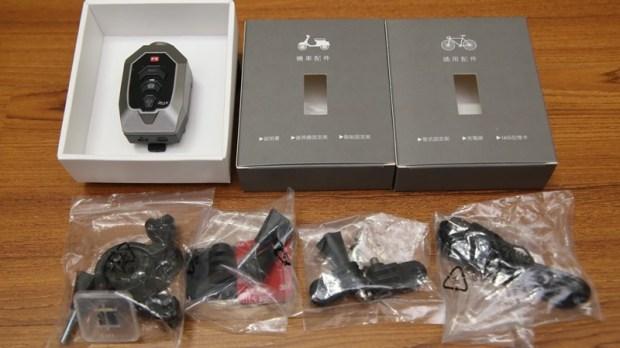 推薦「大通B52X機車跨界行車紀錄器」,IPX5防水、1296P超高畫質內建電池可錄2.5小時 IMG_7743