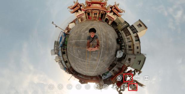 ASUS 360° 全景攝影機實測心得,好玩、有趣、好攜帶的平價選擇 Image-042-900x458