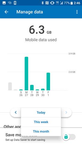 Google 推出「Datally」App 幫你節省手機上網流量 Screenshot_20171201-144620