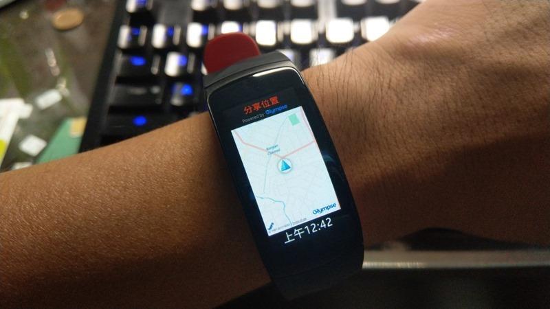 Gear Fit 2 Pro 運動手錶開箱評測,支援5ATM水下50公尺防水,全天候追蹤運動狀態 image026