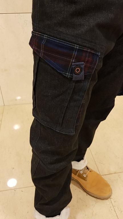 口袋超方便!穿了就會上癮的 PROFI 男褲,男生一定要看 20180106_154114