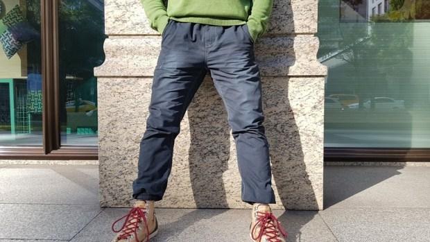口袋超方便!穿了就會上癮的 PROFI 男褲,男生一定要看 20180116_144028
