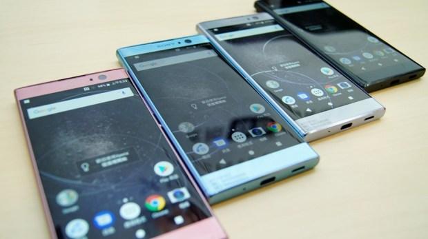 Sony 中階新機發表,輕鬆價格得到旗艦機功能 - Xperia XA2、Xperia XA2 Ultra、Xperia L2 DSC7434