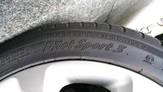 輪胎上的數字,你知道是什麼嗎? IMAG0882