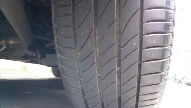 輪胎上的數字,你知道是什麼嗎? IMAG0893