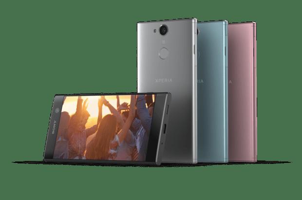 [CES 2018] Sony mobile 新機不一樣了! Xperia XA2、XA2 Ultra、L2 連袂發表 XA2