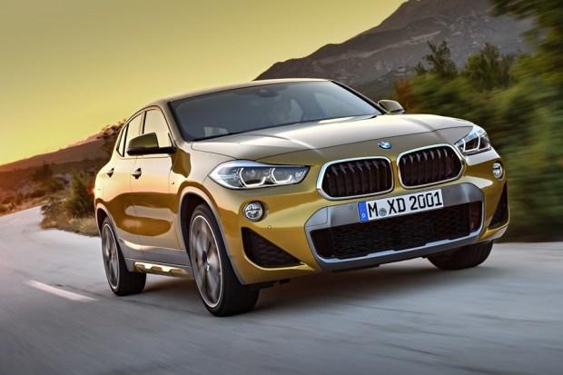 車迷期待的 BMW X2 不只有四驅 xDrive 版本,還會推出前輪驅動版本 bmw_x2_official_11