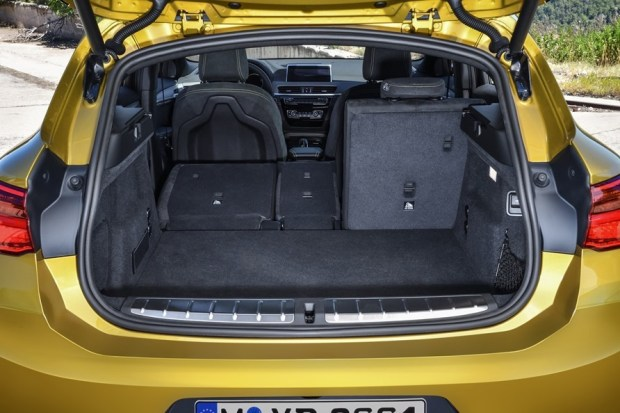 車迷期待的 BMW X2 不只有四驅 xDrive 版本,還會推出前輪驅動版本 bmw_x2_official_22