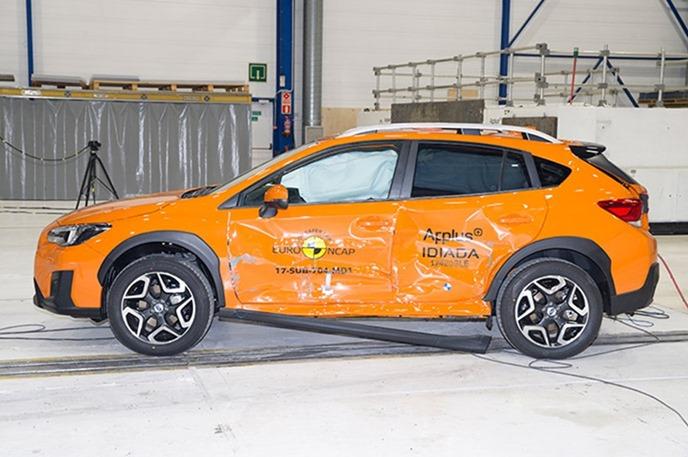 Euro NCAP 2017年度各級距最佳安全車款,你的車有上榜嗎?! subaru_xv_2017_%E5%81%B4%E6%92%9E
