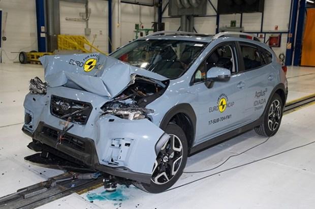 Euro NCAP 2017年度各級距最佳安全車款,你的車有上榜嗎?! subaru_xv_2017_FrontWidth