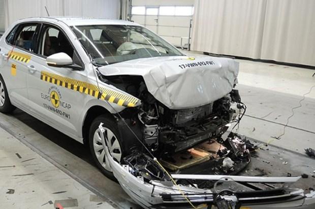 Euro NCAP 2017年度各級距最佳安全車款,你的車有上榜嗎?! vw_polo_2017_FrontWidth