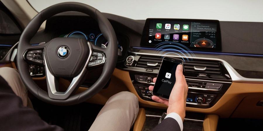 什麼!BMW 要把 CarPlay 變成每年付費?! wireless_carplay_harman