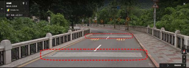 老司機可能也不懂,路面標線必看,以免被開罰! %E6%B8%9B%E9%80%9F%E6%8F%90%E7%A4%BA%E7%B7%9A