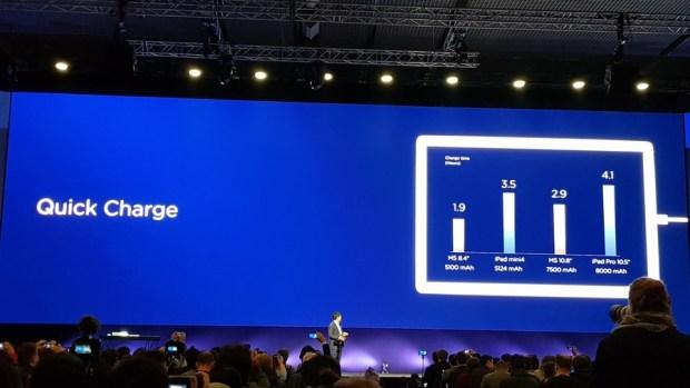 [MWC 2018] 華為正式發表 MateBook X Pro 及 MediaPad M5/M5 Pro 20180225_143640