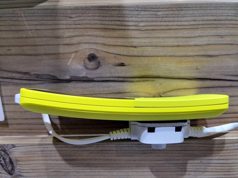[MWC 2018] 醞釀22年,Nokia 8110 Reloaded 香蕉機再現經典 28167237_10212810980963431_7473454634492130237_n