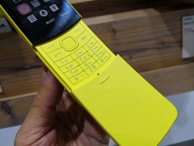 [MWC 2018] 醞釀22年,Nokia 8110 Reloaded 香蕉機再現經典 28337216_10212810984283514_6846305251177502301_o