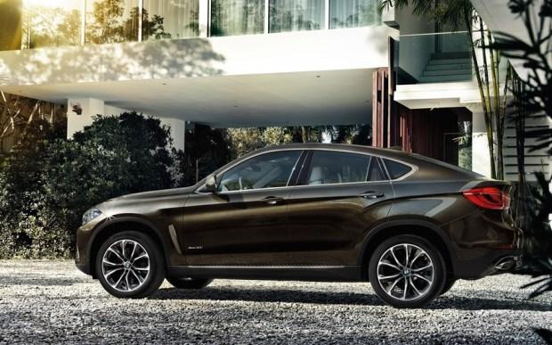不會買車我教你,買車一點都不難!(Lesson 1 選擇車型) BMW_X6