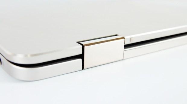13 小時超長續航!ASUS ZenBook Flip 14 360° 翻轉筆電 評測 (UX461) DSC7665_1