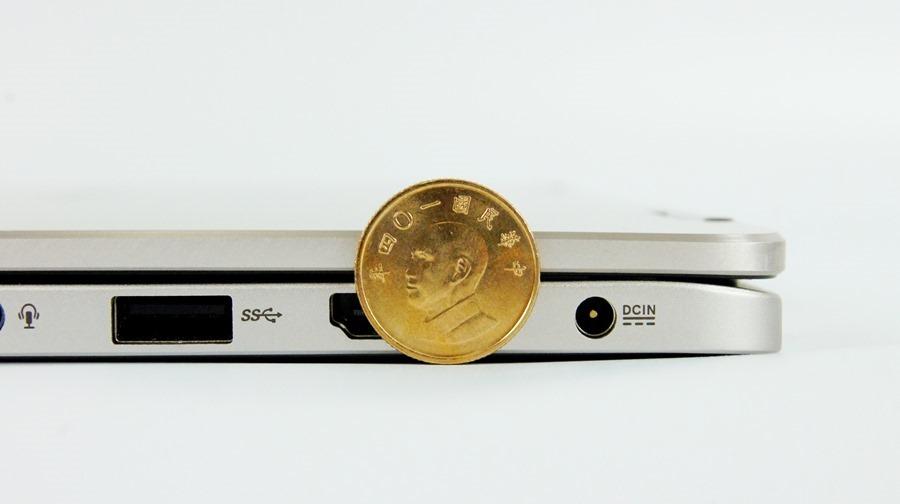13 小時超長續航!ASUS ZenBook Flip 14 360° 翻轉筆電 評測 (UX461) DSC7668