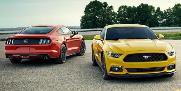 不會買車我教你,買車一點都不難!(Lesson 1 選擇車型) Ford_Mustang
