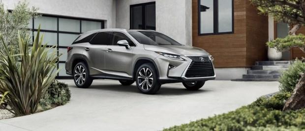 不會買車我教你,買車一點都不難!(Lesson 1 選擇車型) Lexus_RX