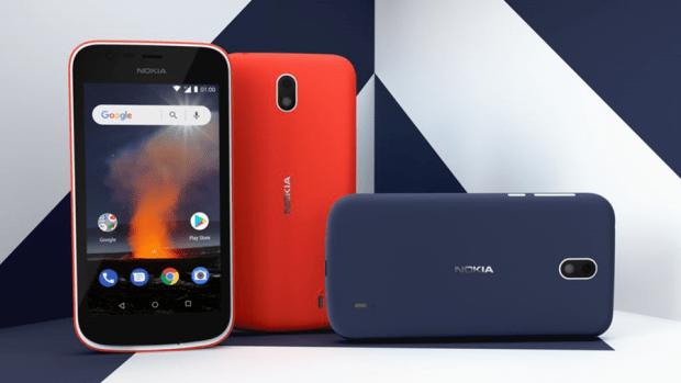 [MWC 2018] 再現經典 Nokia 8110 4G 版亮相,多款 Nokia Android 手機同步登場 Nokia-1
