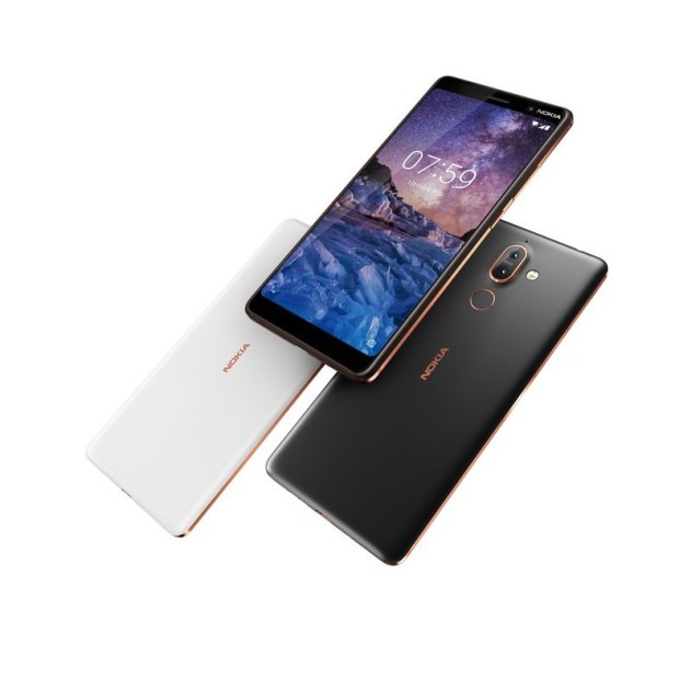 [MWC 2018] 再現經典 Nokia 8110 4G 版亮相,多款 Nokia Android 手機同步登場 Nokia-7-Plus
