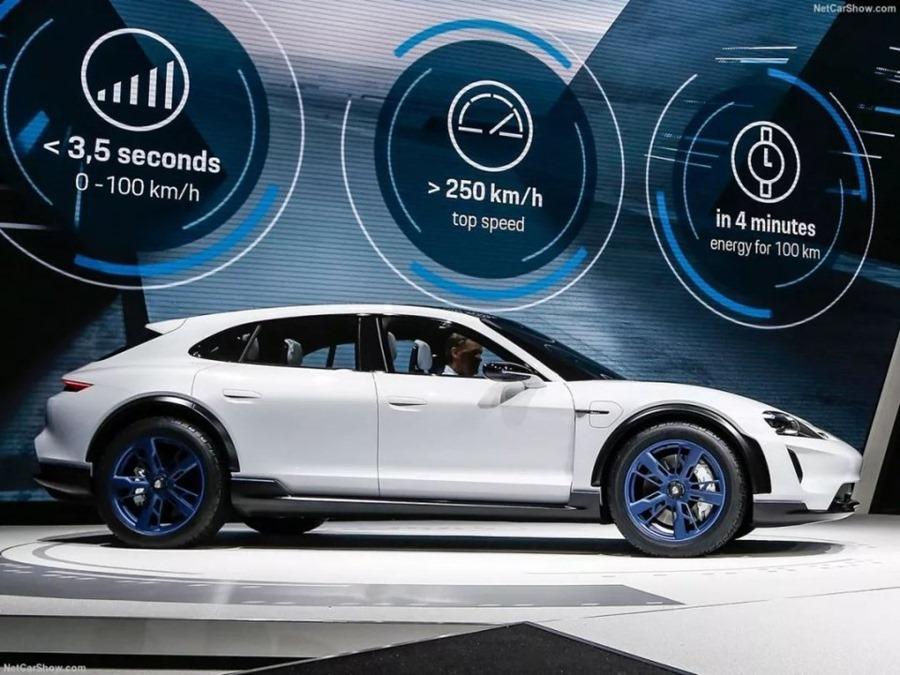 特斯拉要小心啦!保時捷電動車充電快6倍,性能更是強勁 %E6%80%A7%E8%83%BD