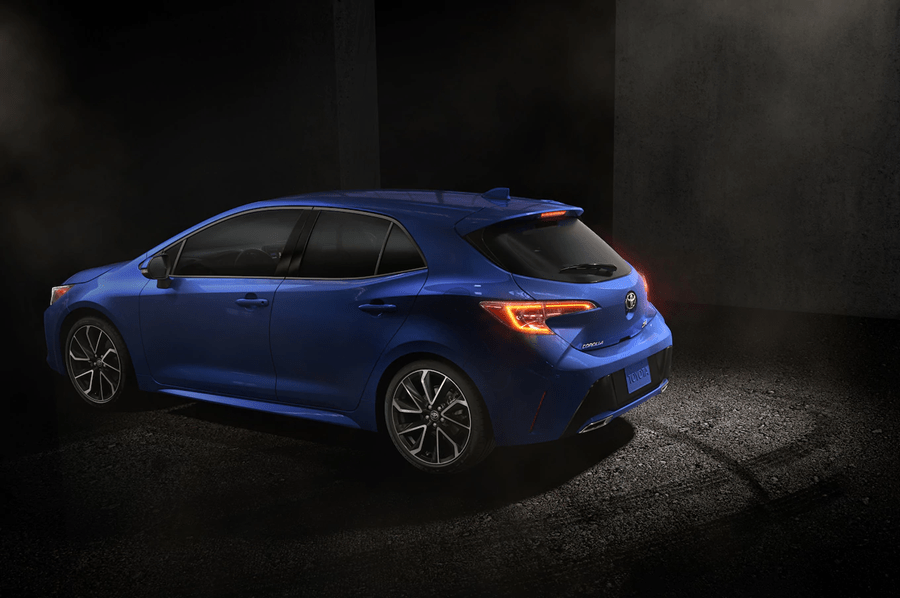 2019 年式美規 Toyota Corolla 掀背車亮相 %E6%96%B0%E5%9C%96%E7%89%87-9