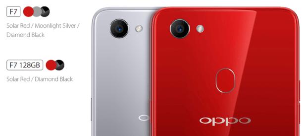 OPPO F7 正式發表,規格有如 R15 的 Lite 版(比較) 006