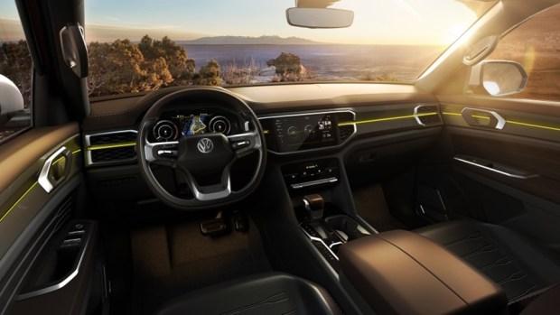 全新 VW 皮卡概念車 Atlas Tanoak,真的有帥! 2018-03-14-pickup-offroad-09-as-1