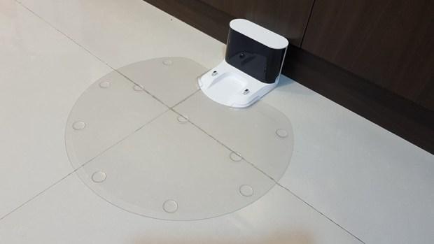 [評測] 石頭掃地機器人:CP 值最高的高階掃地機器人 20180123_001823