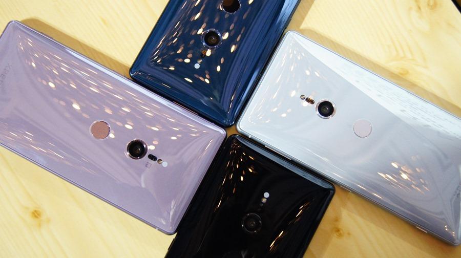 Sony 全新旗艦 Xperia XZ2,更有觸覺的娛樂旗艦手機 DSC7847