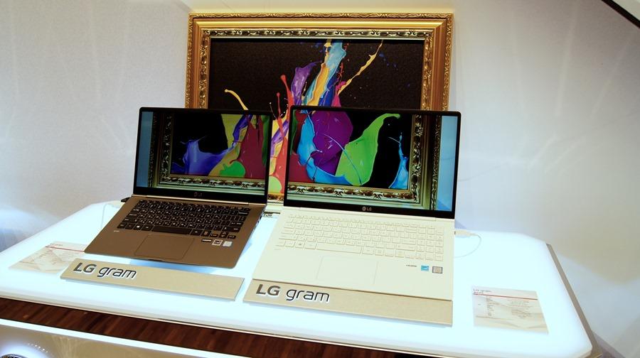 LG gram 筆電登台,這麼輕根本不科學! DSC7953