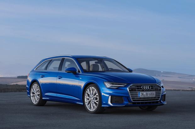多麼迷人的線條,全新 Audi A6 Avant 帥氣登場 %E6%96%B0%E5%9C%96%E7%89%87-1