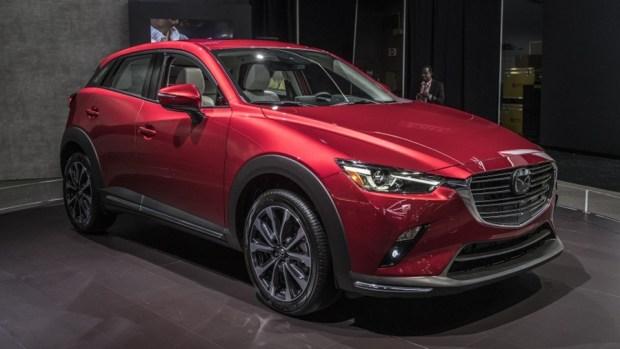 Mazda 小改款 CX-3 新發表,宛如縮小版 CX-5 01-2019-mazda-cx-3-ny-1