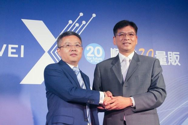華為與順發 3C 全面合作,深耕台灣市場 IMG_9658-2-900x600