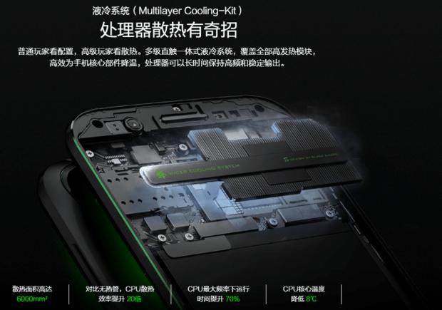 黑鯊手機正式發表,搭載 S845 旗艦處理器與液冷系統,主打電競市場 Image-013