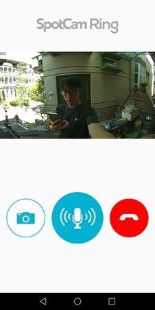 SpotCam Ring Pro 無線智慧視訊門鈴評測,不在家也能跟拜訪者視訊對話 Screenshot_20180412-133246