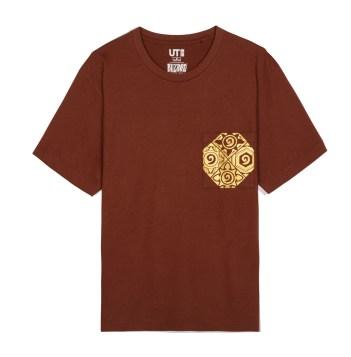 UNIQLO X 暴雪,聯名 T 恤 5 月開賣! UNIQLO-x-Blizzard-Entertainment-爐石戰記印花T恤短袖-售價新台幣590元-1-900x900