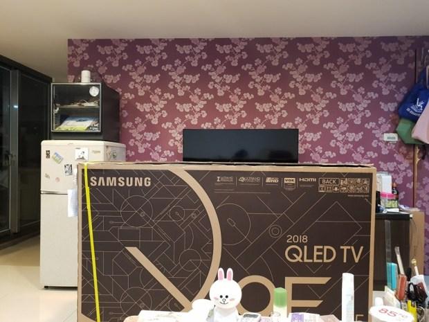 [評測] 全面提升居家品味,Samsung QLED 量子電視 (Q9F) 幫你完美融合科技與品味 20180509_191048